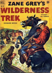 Four Color Comics (Dell - 1942) -333- Zane Grey's Wilderness Trek