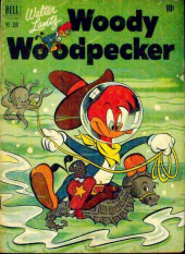 Four Color Comics (Dell - 1942) -336- Woody Woodpecker