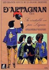 D'Artagnan (Liquois) -2- D'Artagnan - La véritable vie