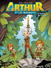 Arthur et les Minimoys (2e Série) -1- La Course des 7 Terres