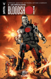Bloodshot (Bliss Comics - 2013) -5- Les Spécialistes
