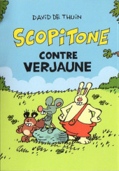 Mini-récits et stripbooks Spirou -MR4227- Scopitone contre verjaune