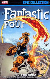 Fantastic Four Epic Collection (2014) -INT17- All in the Family