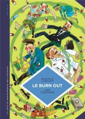 La petite Bédéthèque des Savoirs -28- Le Burn out - Travailler à perdre la raison