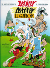 Astérix (Hachette) -1d2018- Astérix Le Gaulois