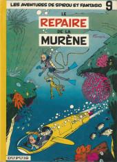 Spirou et Fantasio -9b1976- Le repaire de la murène
