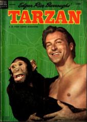 Tarzan (Dell - 1948) -51- (sans titre)
