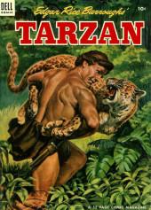 Tarzan (Dell - 1948) -55- (sans titre)