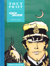 Tout Pratt (collection Altaya) -11- Corto Maltese - Fable de Venise