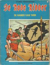 Rode Ridder (De) -45- De hamer van thor