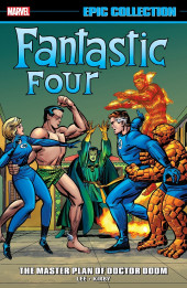 Fantastic Four Epic Collection (2014) -INT02- The Master Plan Of Doctor Doom