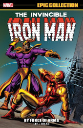 Iron Man Epic Collection (2013) -INT02- By Force Of Arms
