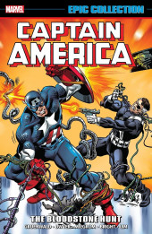 Captain America Epic Collection (2014) -INT15- The Bloodstone Hunt