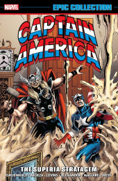 Captain America Epic Collection (2014) -INT17- The Superia Stratagem
