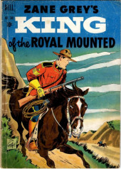 Four Color Comics (Dell - 1942) -340- Zane Grey's King of the Royal Mounted
