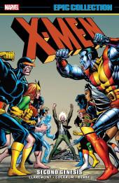 X-Men Epic Collection (2014) -INT05- Second Genesis