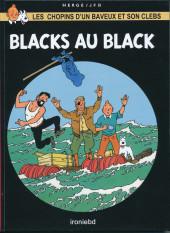 Tintin (en langues régionales) -19Argot- Blacks au black