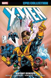 X-Men Epic Collection (2014) -INT19- Mutant Genesis