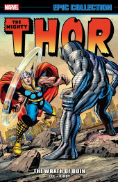 Thor Epic Collection (2013) -INT03- The Wrath of Odin