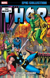 Thor Epic Collection (2013) -INT05- The Fall of Asgard