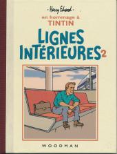 Tintin - Pastiches, parodies & pirates - Lignes Intérieures 2