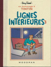 Tintin - Pastiches, parodies & pirates - Lignes Intérieures 3