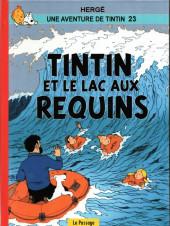Tintin - Pastiches, parodies & pirates -26c2018- Tintin et le lac aux requins