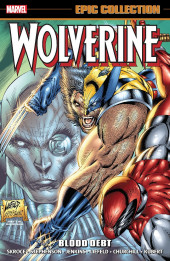 Wolverine Epic Collection (2014) -INT13- Blood Debt