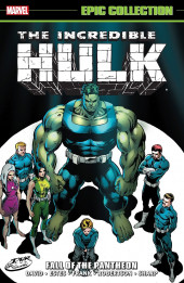 Incredible Hulk Epic Collection (2015) -INT21- Fall of the Pantheon