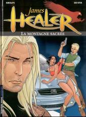 James Healer -3- La montagne sacrée