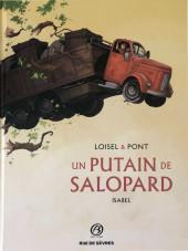 Un putain de salopard -1TL- Isabel