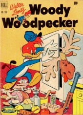 Four Color Comics (Dell - 1942) -350- Woody Woodpecker