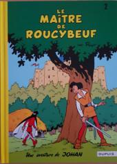 Johan et Pirlouit -2f2014- Le Maître de Roucybeuf
