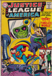 Justice League of America (1960) -33- Enemy from the Timeless World!