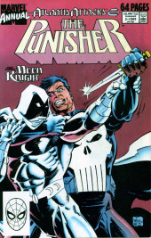 Punisher Vol.02 (Marvel comics - 1987) (The) -AN02- Atlantis Attacks