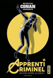 Apprenti Criminel (Détective Conan présente) -1- Tome 1