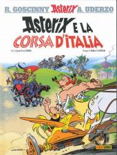 Astérix (en italien) -37- Astérix e la corsa d'italia