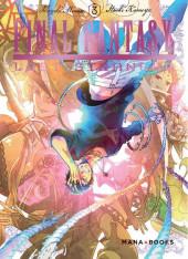 Final Fantasy - Lost stranger -3- Tome 3