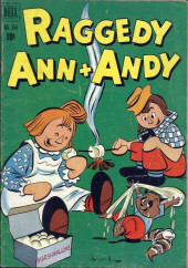 Four Color Comics (Dell - 1942) -354- Raggedy Ann & Andy