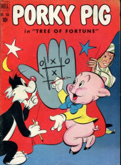 Four Color Comics (Dell - 1942) -360- Porky Pig in Tree of Fortune