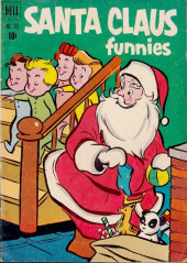 Four Color Comics (Dell - 1942) -361- Santa Claus Funnies
