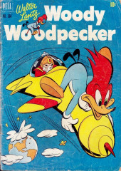 Four Color Comics (Dell - 1942) -364- Woody Woodpecker