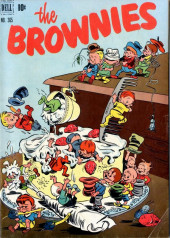 Four Color Comics (Dell - 1942) -365- The Brownies