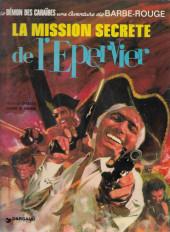 Barbe-Rouge -12a1981- La mission secrète de l'Epervier