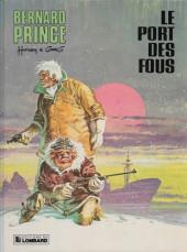 Bernard Prince -13a- Le port des fous