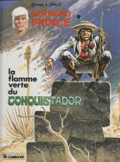 Bernard Prince -8b1984- La flamme verte du conquistador
