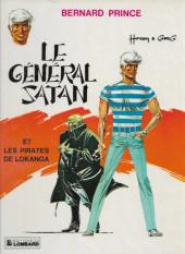 Bernard Prince -1b- Le général Satan