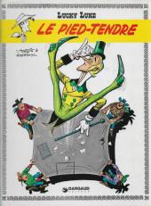 Lucky Luke -33c80- Le pied-tendre
