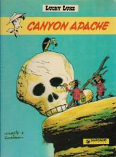 Lucky Luke -37b1974- Canyon Apache