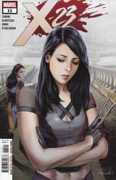 X-23 (2018) -11- Dear Gabby Part 1